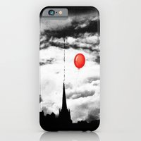 iPhone & iPod Case featuring Gotham city by Anna Andretta