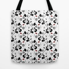 For the music enthusiasts. Tote Bag