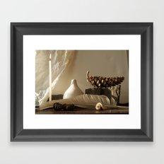 Still Life 1 Framed Art Print