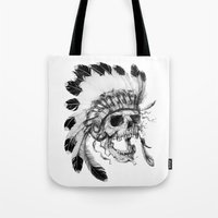 Wild, Wild West Tote Bag