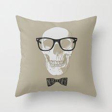nerd4ever Throw Pillow