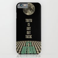 Truth is not out there... it's within. iPhone 6 Slim Case
