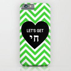 Let's get chai. iPhone 6s Slim Case