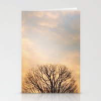 Tree Top Stationery Cards