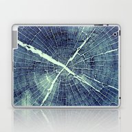 Abstract Bark Laptop & iPad Skin