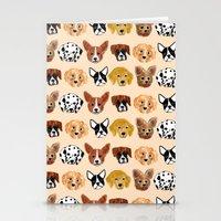 Dogs! Stationery Cards