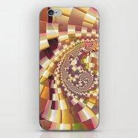 Fractal Quake iPhone & iPod Skin