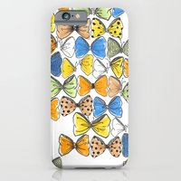 iPhone & iPod Case featuring More Bows & Butterflies by Romina M.