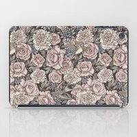 Flowers & Swallows iPad Case