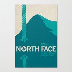 North Face Canvas Print