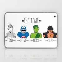 THE TEAM Laptop & iPad Skin