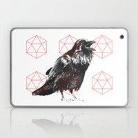 Sacred Raven Laptop & iPad Skin