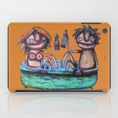 In the bath iPad Case