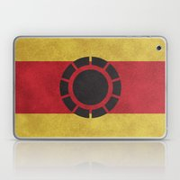 Iron Clade Colors Laptop & iPad Skin