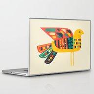 Century Bird Laptop & iPad Skin