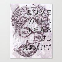nos evellat seorsum. (v1) Canvas Print