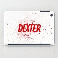 Dexter#01 iPad Case