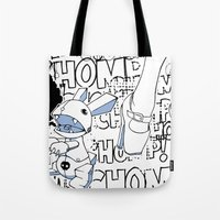 Haiku Pop Tote Bag