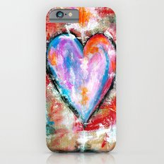 Reckless Heart, Abstract… iPhone 6 Slim Case