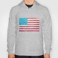 Red, White, And Glitter … Hoody