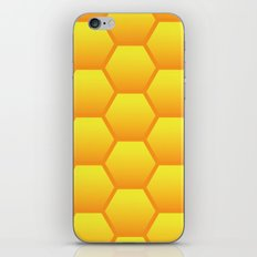 Honeycombs iPhone & iPod Skin