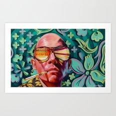 Bad Trip Art Print