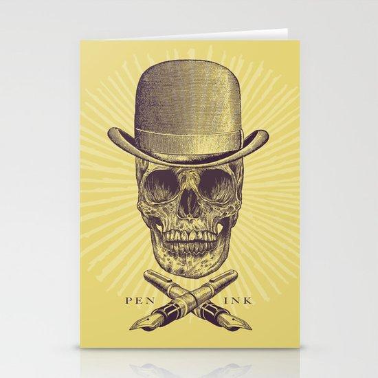 Dead Artist Stationery Card