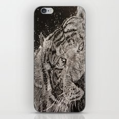 The Tiger iPhone & iPod Skin