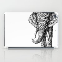 Navajo Elephant iPad Case