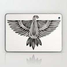 Black Parrot Laptop & iPad Skin