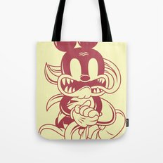 Junkie Mouse Tote Bag