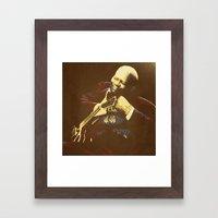 Gratitude. Framed Art Print