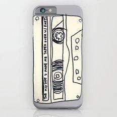 cassette schmassette iPhone 6 Slim Case
