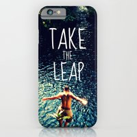 TAKE THE LEAP  iPhone 6 Slim Case