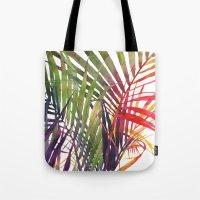 The Jungle vol 3 Tote Bag