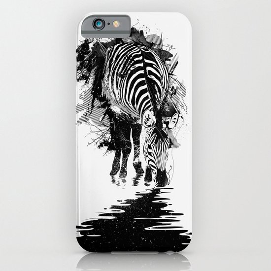 Stripe Charging iPhone & iPod Case