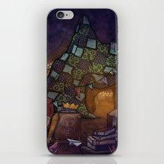 Blanket Fort iPhone & iPod Skin