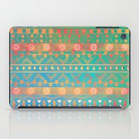 Inspired Aztec Pattern 2 iPad Case