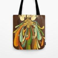 Seven Swans Tote Bag