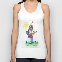 :: You Are My Sunshine :… Unisex Tank Top