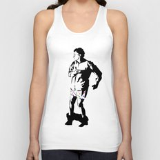 Walter Madness Unisex Tank Top