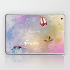 If only summer lasted forever...  Laptop & iPad Skin