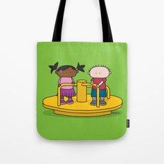 Playground  XL Tote Bag