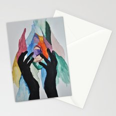 scream my name  Stationery Cards