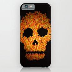 Candy Corn Skull iPhone 6s Slim Case