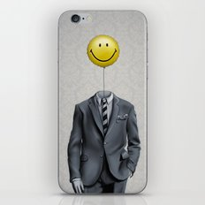 Mr. Smiley :) iPhone & iPod Skin