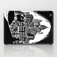 You Can't Stop Progress iPad Case