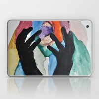 scream my name  Laptop & iPad Skin