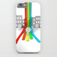 Spectrum in Town iPhone 6 Slim Case