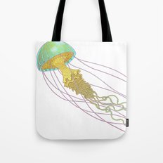 jellyfish Tote Bag